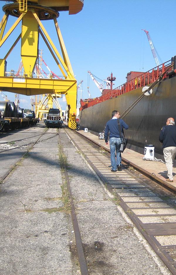 Anchor Shipping, Gruppo Campostano, spedizionieri, agenti marittimi, mediatori marittimi, broker assicurativi