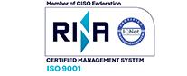 RINA, Certificazione del Sistema di Gestione per la Qualità, Gruppo Campostano